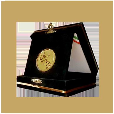 نشان مدیر شایسته ملی